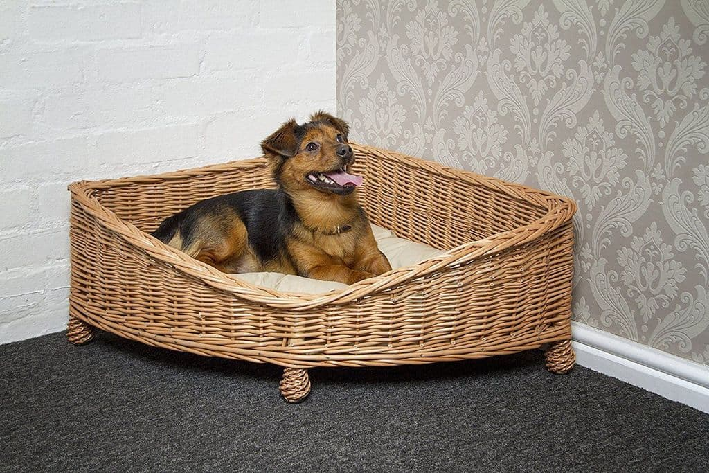 Dog basket